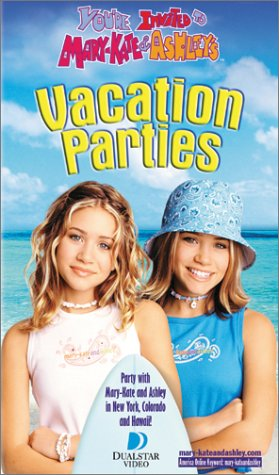 You're Invited to Mary-Kate & Ashley's Vacation Parties [VHS]
