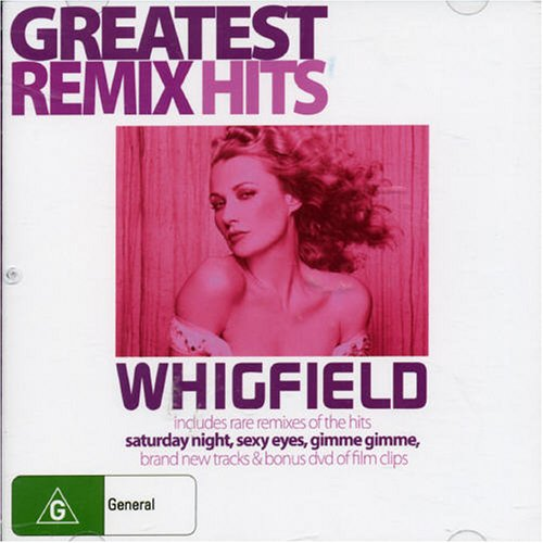 Whigfield - Greatest Remix Hits/Greatest Remix Hits - Zortam Music