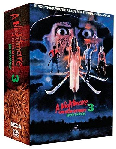 NECA Nightmare on Elm Street Part 3 Dream Warriors Ultimate Freddy 7-Inch Action Figure
