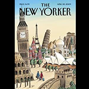 The New Yorker, April 20th, 2009 (Burkhard Bilger, Dorothy Wickenden, Sasha Frere-Jones) Periodical