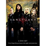 Sanctuary: The Complete First Seasonby Amanda Tapping