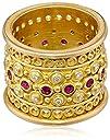 Annie Fensterstock Burmese Crown Ring…