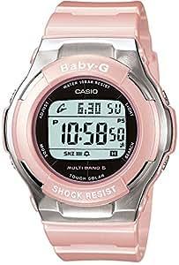 [カシオ]CASIO 腕時計 Baby-G ベビージー Tripper タフソーラー 電波時計 MULTIBAND 6 BGD-1300-4JF レディース