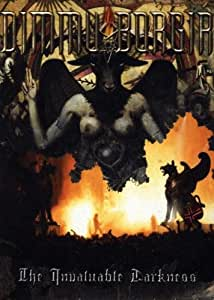 The Invaluable Darkness (Live) [(2DVD+CD)]