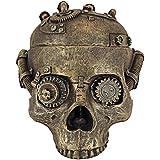 Design Toscano Steampunk Skull Containment Vessel