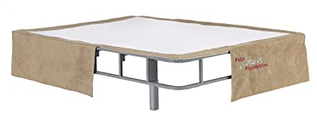 Forever Foundation Steel Mattress Foundation Size: Twin