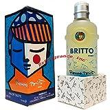 Britto By Romeo Britto for Men. Eau De Toilette Splash 0.25 Fl.ounces / 7.5 Ml.