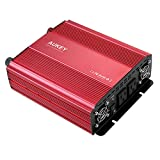 AUKEY 1000W Power Inverter, Powerful DC 12V to 110V AC Car Inverter with Dual Outlets