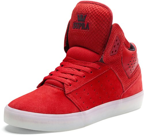 Supra Atom High Athletic Red 43