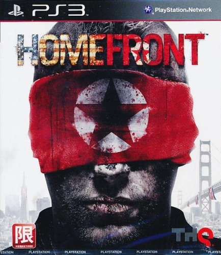 Video Game - Ps3 Homefront Playstation 3 Hong Kong English Language Version Region Free Ps3