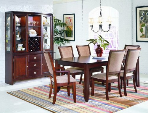 Cheap Capria Collection Hardwood China Cabinet /Buffet Hutch (VF_AZ00-10451×26506)