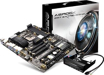 ASRock LGA1150 Intel Z87 DDR3 Quad CrossFireX and Quad SLI SATA3 and