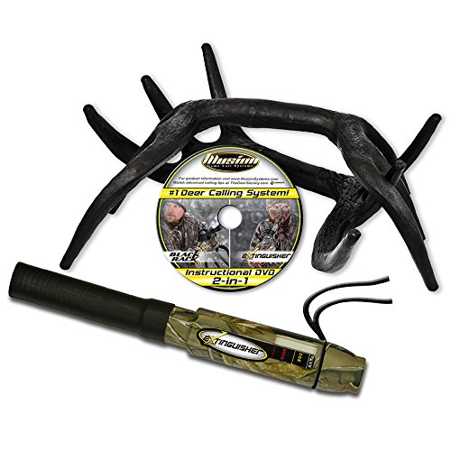 Extinguisher & Black Rack Calling System (Camo) (Rack System compare prices)