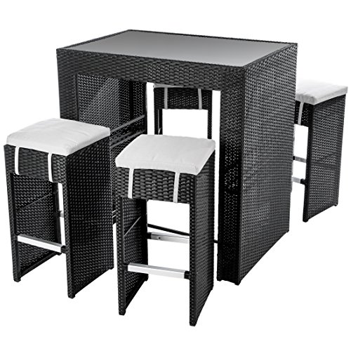 barhocker polyrattan g nstig kaufen. Black Bedroom Furniture Sets. Home Design Ideas