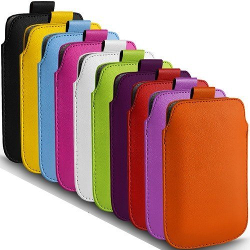 N4U Accesoories 10 In 1 Superior Pu Soft Leather Pull Flip Tab Case Cover Pouch For Sony Ericsson Xperia Play front-64500