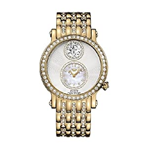 Juicy Couture Queen Gold Watch
