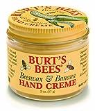 Burt's Bees Hand Crème - Beeswax & Banana (2 oz / 55 g) - Burt26200-11