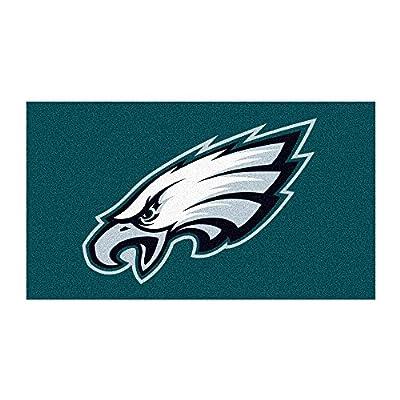 """Philadelphia Eagles NFL Rookie Bathroom Rug (19""""x30"""")"""