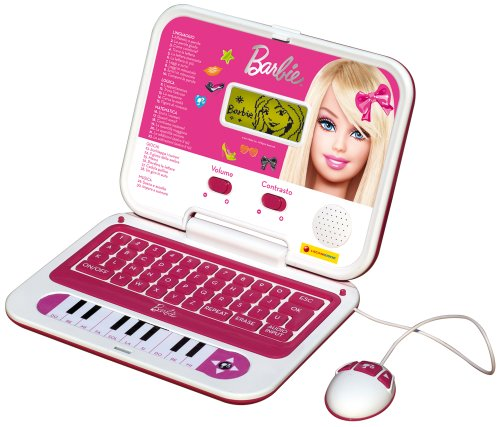 Barbie Computer Deluxe, Lisciani,
