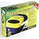 AccuPower AP2020 AccuManager 20 Super-Fast Battery Charger ~ AccuPower
