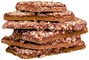 Carolyn's Handmade English Toffee  Bulk, 80 Ounce (= 5lbs)