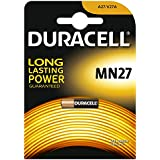 Duracell Security LR27 / MN27 / 27A / L728 Alkaline Batteries Blister