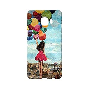 BLUEDIO Designer Printed Back case cover for Samsung Galaxy C5 - G11523