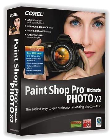 Corel Paint Shop Pro Photo X2 Ultimate [Old Version]
