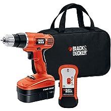Black & Decker Black & Decker 18-Volt Cordless Drill & Stud Sensor Kit