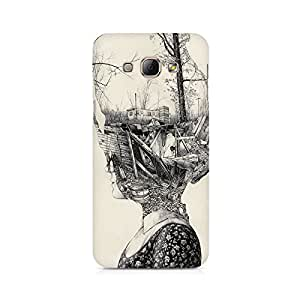 Mobicture Cable Car Fusion Premium Printed Case For Micromax Canvas Fire 4 A107