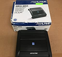 Alpine MRX-M55 X-Power Series Mono Power Digital Amplifier