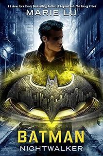 Book Cover: Batman: Nightwalker