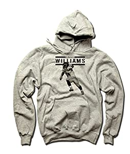 DeAngelo Williams NFLPA Pittsburgh Steelers Youth Hoodie DeAngelo Williams Play B at Steeler Mania
