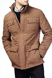 Blue Harbour 4 Pockets Quilted Jacket [T16-7487B-S]