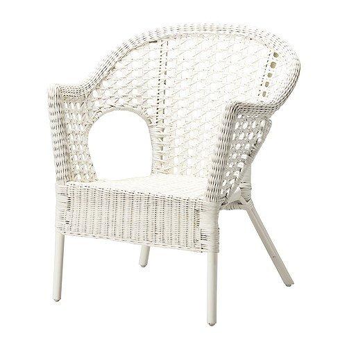 RoomClip商品情報 - IKEA(イケア) FINNTORP 40201681 アームチェア, ホワイト