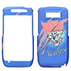 Hard Plastic Snap on Cover Fits Nokia E71, E71X Lizzo Bobcat Blue AT&T (Please carefully check your device model to order the correct version.)