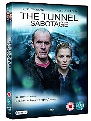 The Tunnel: Sabotage - Series 2 [DVD]