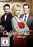 DVD Cover 'Coffee Shop - Liebe to go