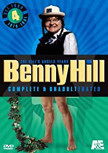 Benny Hill Complete and Unadulterated - The Hill's Angels Years, Set Four (1978-1981)