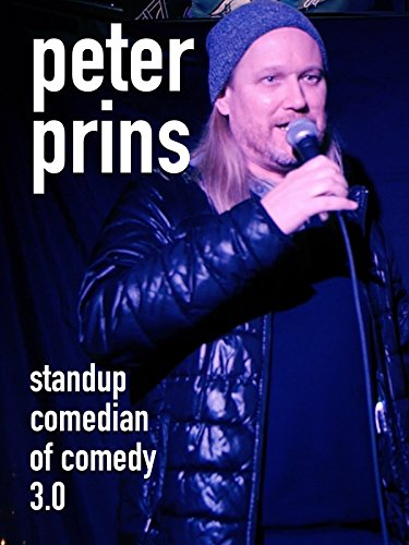 Peter Prins. Standup Comedian of Comedy 3.0