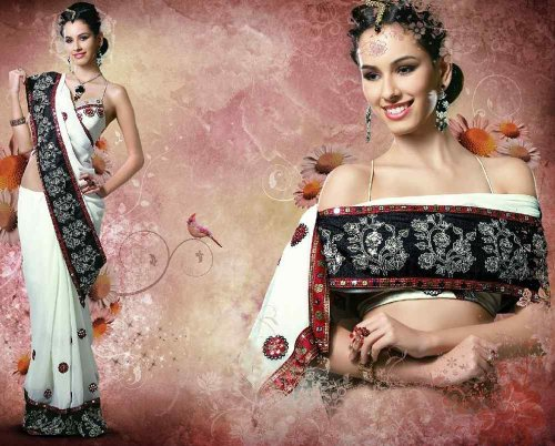 Bridal gown from India