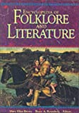 Encyclopedia of Folklore and Literature (1576071243) by Brown, Mary