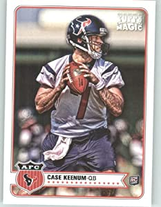 2012 Topps Magic Football Card # 75 Case Keenum RC - Houston Texans (RC - Rookie... by Topps Magic