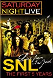 Saturday Night Live: Live From New York - The First Five Years [Import]