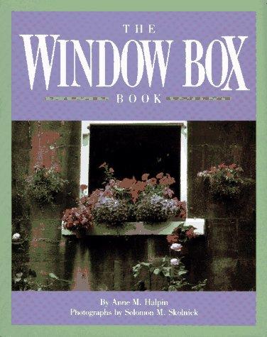 Window Box Book, Anne M. Halpin