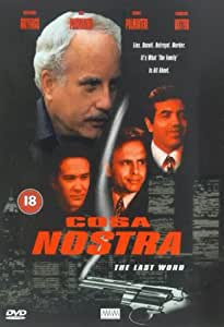 Cosa Nostra: The Last Word [DVD] (1995)