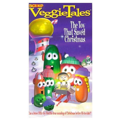 Amazon.com: VeggieTales - The Toy That Saved Christmas