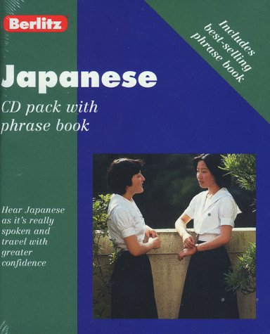 Berlitz Japanese: With Book (Japanese Edition)
