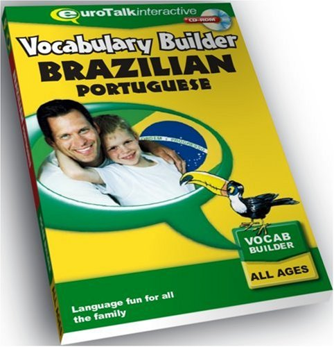 Vocabulary Builder Brazilian Portuguese: Language fun for all the family - All Ages (PC/Mac)