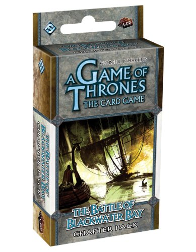 A Game of Thrones LCG: The Battle of Blackwater Bay Chapter Pack Revised Edition